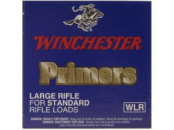 Winchester WLR Standard Large Rifle Primers