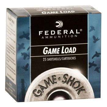Federal Game-Shok Upland Game 20 Gauge