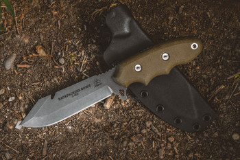 TOPS Backpacker's Bowie Knife