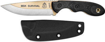 TOPS Mini Scandi Survival with sheath