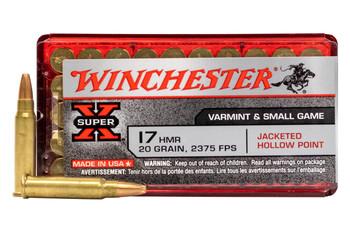 Winchester Super-X 17 HMR