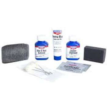 Birchwood Casey Perma Blue Paste Kit Contents