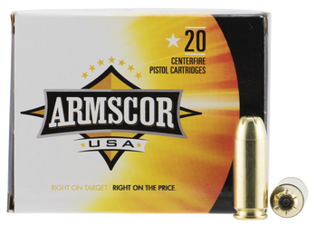 Armscor 10mm JHP