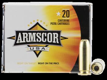 Armscor 10mm JHP
