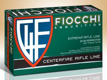 Fiocchi Extrema Rifle Line 25-06 Remington SST