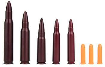A-Zoom Top Rifle Pack, Rifle Rounds