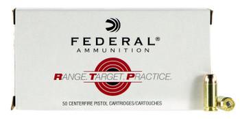 Federal Range, Target, Practice 40 S&W