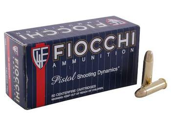 Fiocchi Pistol Shooting Dynamics 38 Special