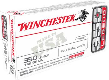 Winchester 350 Legend FMJ