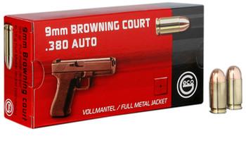 GECO Pistol Cartridges 380 ACP