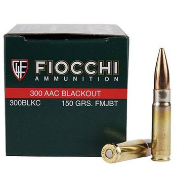 Fiocchi Shooting Dynamics 300 Blackout