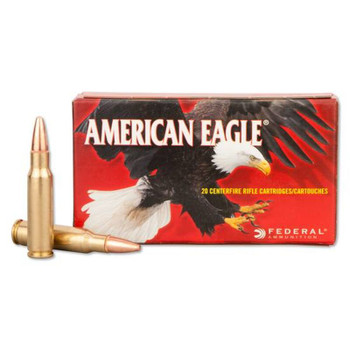 Federal American Eagle 6.8 Remington Special Purpose Cartridge (SPC)