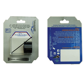 Anderson adjustable gas block kit