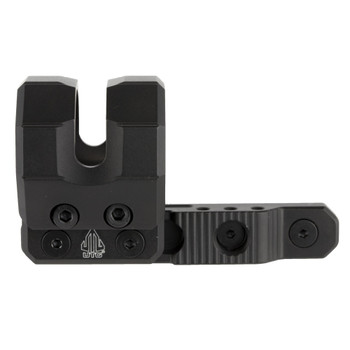 UTG KeyMod Offset Flashlight Ring Mount, Black Anodized Aluminum