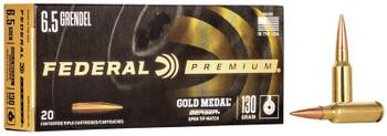 Federal Premium 6.5 Grendel 130 gr