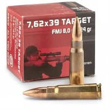 GECO, 7.62x39mm, 124gr