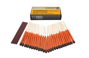 UCO Stormproof Matches bulk
