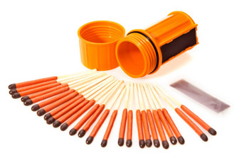 UCO Stormproof Match Container Kit