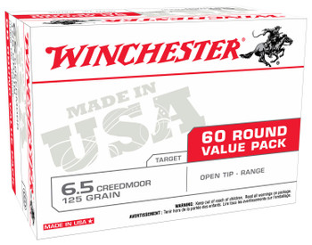 Winchester 6.5 Creedmoor Value Pack
