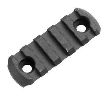 M-Lok Aluminum 5 Slot Rail Section