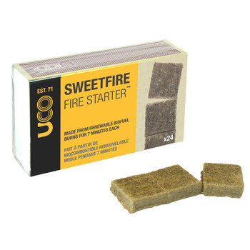 UCO Sweetfire Fire Starter Tabs