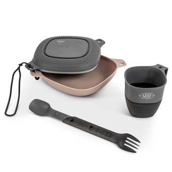 UCO 6 Piece Mess Kit, Venture