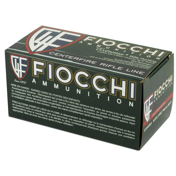 Fiocchi Extrema Rifle Line 223 Remington Polymer Tip BT 40gr