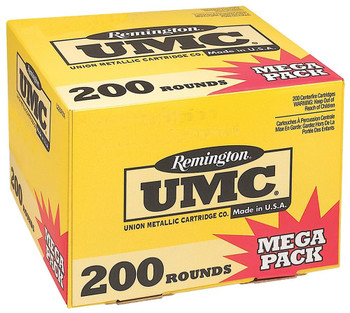 Remington UMC 223 Rem Mega Pack