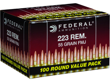 Federal 223 Remington Value Pack