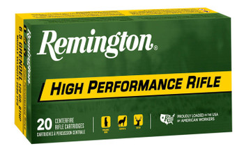 Remington High Performance Rifle 6.5 Grendel