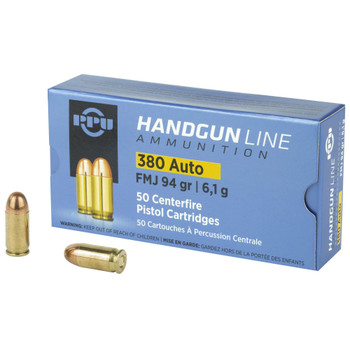PPU Handgun Line 380 Auto