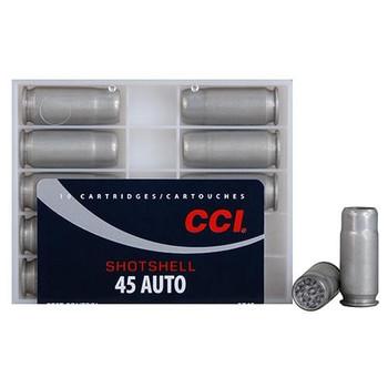 CCI Shotshell 45 Auto ACP