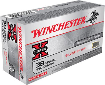 Winchester Silvertip 38 Special