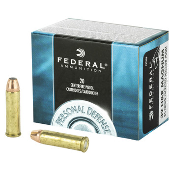 Federal Personal Defense 32 H&R Magnum