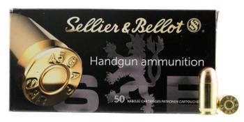 Sellier & Bellot .45 Glock Auto Pistol (GAP)