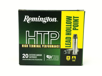 Remington HTP High Terminal Performance 38 Special LHP