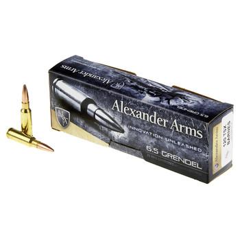 Alexander Arms 6.5 Grendel 120 gr NBT