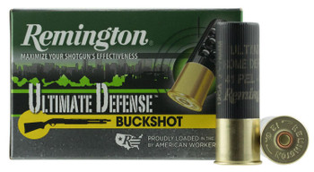 Remington Ultimate Defense Buckshot