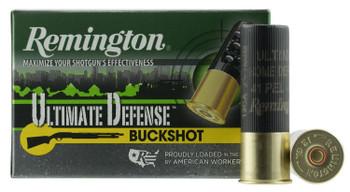 Remington Ultimate Defense Buckshot