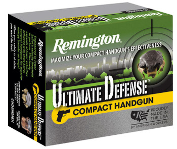 Remington Ultimate Defense Compact Handgun 40 S&W