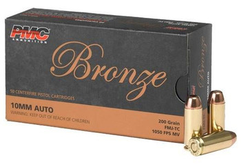 PMC Bronze 10mm Auto
