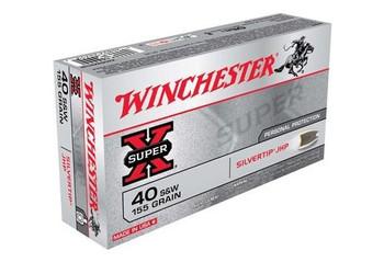 Winchester Silvertip 40 S&W