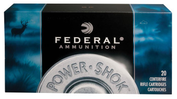 Federal Power-Shok 308 Win
