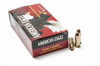 American Eagle 9mm Luger