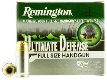 Remington Ultimate Defense Full Size Handgun 45 ACP