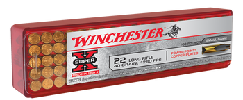Winchester Super-X 22 LR
