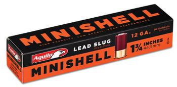 Aguila Minishell Slug