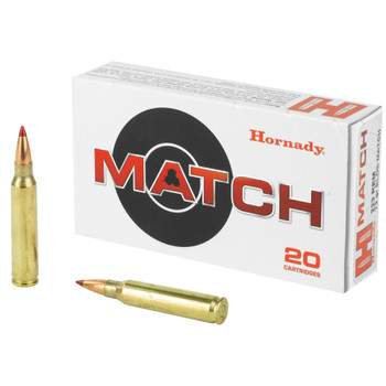 Hornady Match 223 Remington 75gr