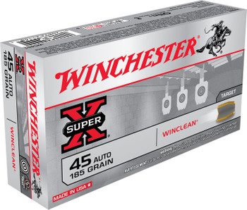 Winchester 45 ACP Winclean