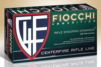 Fiocchi Shooting Dynamics 308 Winchester